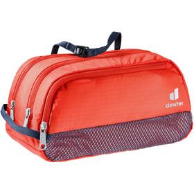 deuter Wash Bag Tour III Toiletry Bag, rood